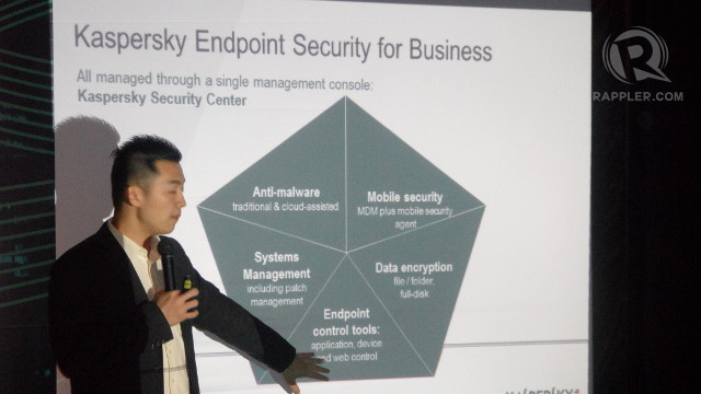 ENDPOINT SECURITY. Learning more about what the new Endpoint provides businesses.