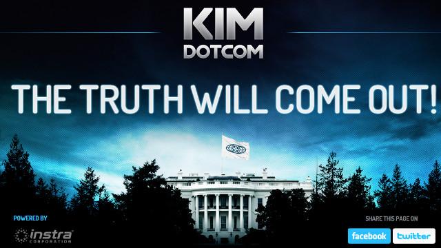 Kim Dotcom slams Megaupload deletion