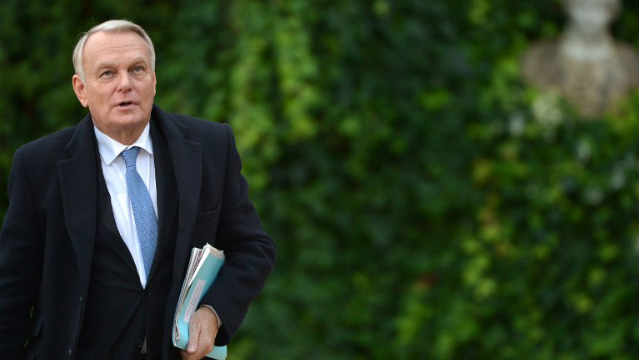 UP FOR AUCTION. The French Prime Minister, Jean-Marc Ayrault, is set to auction off over a thousand bottles of wine.