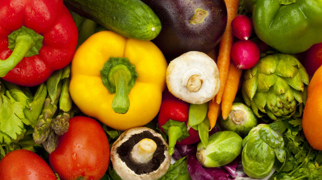 VEGGIE DIET. The Norwegian Army's meatless Mondays are set to help fight climate change