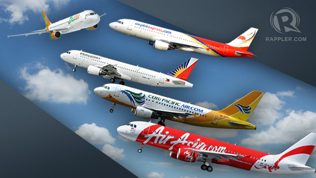 PH has highest budget airline penetration in SE Asia