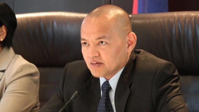 LEONEN ON CHRIS LAO. File photo of SC Justice Marvic Leonen. Photo courtesy of OPAPP
