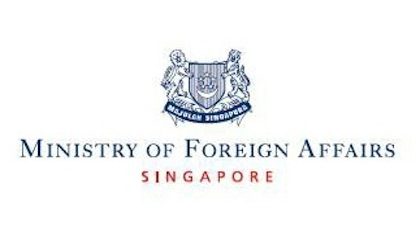 Ministry of Foreign Affairs Singapore.