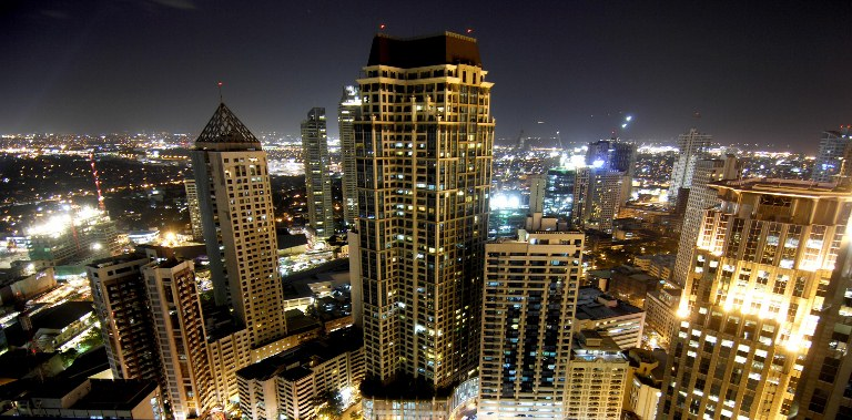 Makati City, the Philippines' premier business district