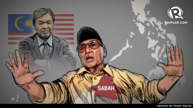 ONLY SURRENDER. Malaysian Defense Minister Ahmad Zahid Hamidi rejected self-proclaimed Sulu Sultan Jamalul Kiram III's unilateral ceasefire and will only order his troops to stand down when the Filipinos surrender