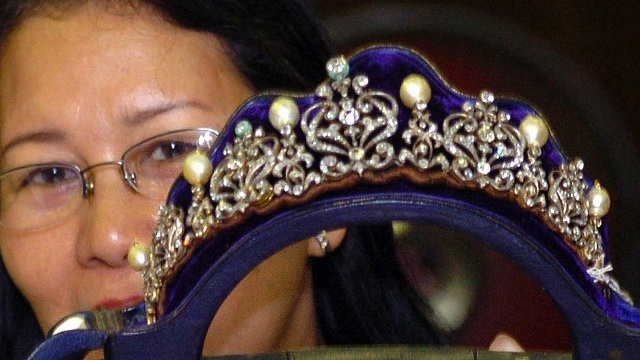 Imelda Marcos in the late 1980s  The Philippines said on September 6Imelda Marcos Jewelry