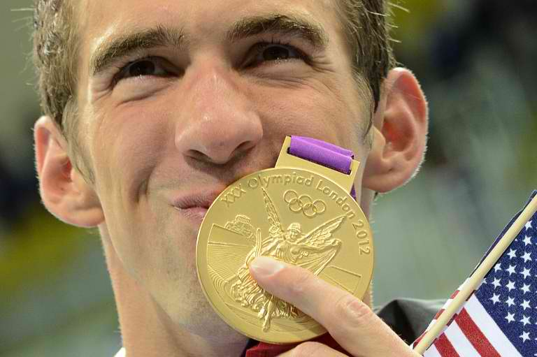 Phelps Makes History As Most Decorated Olympian Ever