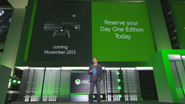 Xbox one us release date