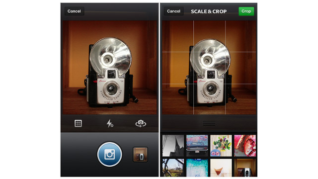 MORE GOODIES. Instagram gets new features, an additional filter, and other improvements. Screen shot from Instagram.