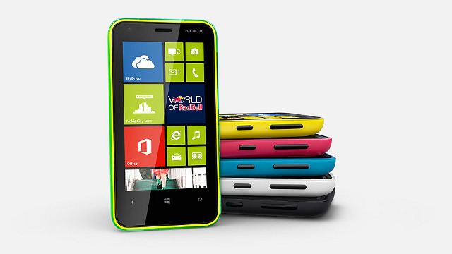 NEW LUMIA. The Nokia Lumia 620 will first head to Asia in January 2013.