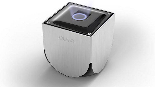 OH YEAH FOR OUYA. The Ouya entertainment console announces its release dates for backers, pre-orders and general release. Photo from Ouya.tv