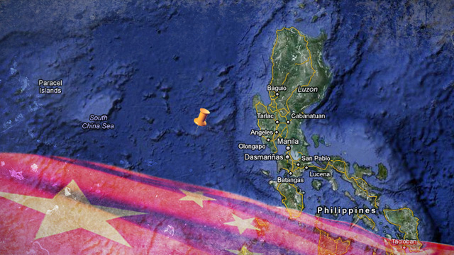 ONGOING TALKS. The Philippines and China have both expressed willingness to find a diplomatic solution to the Scarborough Shoal dispute.