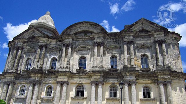 THE TAAL BASILICA, the Largest Basilica in Asia. Photo by Yobic Arceta