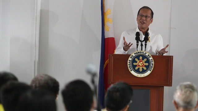 Aquino asks filipinos 39 not to worry 39 about syria standoff for Bureau tagalog