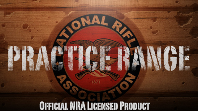 PRACTICE RANGE. The NRA's app is under fire for being hypocritical and targeted at too young a community. Screen shot from MEDL Mobile website.