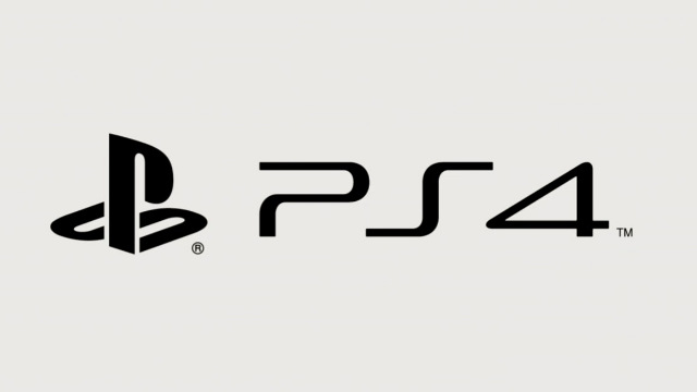 IT'S REAL. Sony announces the PlayStation 4 gaming console. Screen shot from livestream.