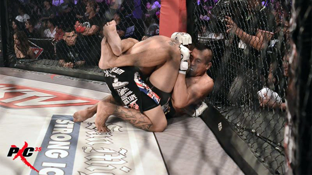 PXC 35. A night of pure adrenaline greeted MMA followers in an action-packed event. Photo from PXC Facebook page.