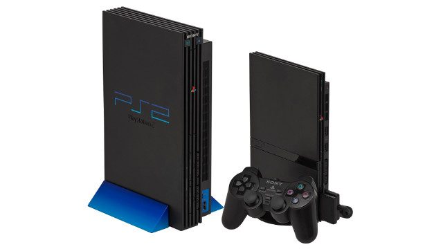 NO MORE PS2. Sony stops making PS2 units worldwide. Photo from Wikipedia.