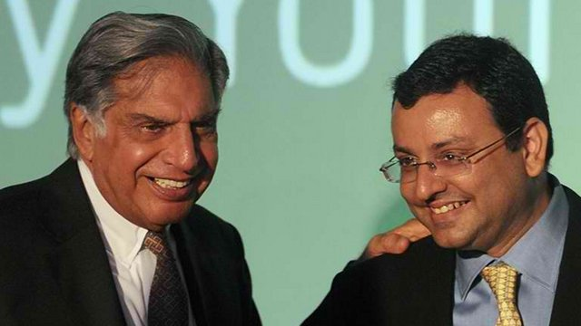 RETIRED. The head of India's Tata Group, Rajan Tata (left), quietly turned over the reins of the business empire on his 75th birthday on December 28, to Cyrus Mistry (right) after transforming the group into a streamlined conglomerate of over 100 companies and earning a global reputation for eye-catching acquisitions of Western firms. AFP file photo  