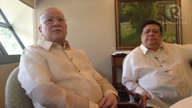 CAMBODIA BOUND. SMC's head Ramon Ang said $1.5b will be spent on aircraft for new Cambodia Airlines. Photo by Aya Lowe/Rappler