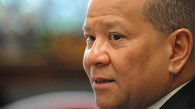 Businessman Ramon Ang has stakes in San Miguel Corp and Liberty Telecoms. Photo by AFP