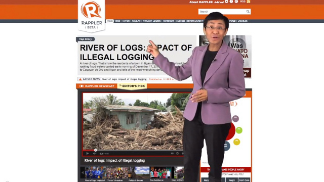 RAPPLER LIVES. Rappler supports Internet freedom and is better for it.