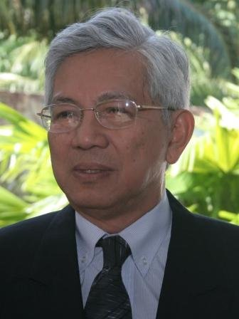 RODOLFO C. SEVERINO. Head of the ASEAN Studies Centre, Institute of Southeast Asian Studies, Singapore