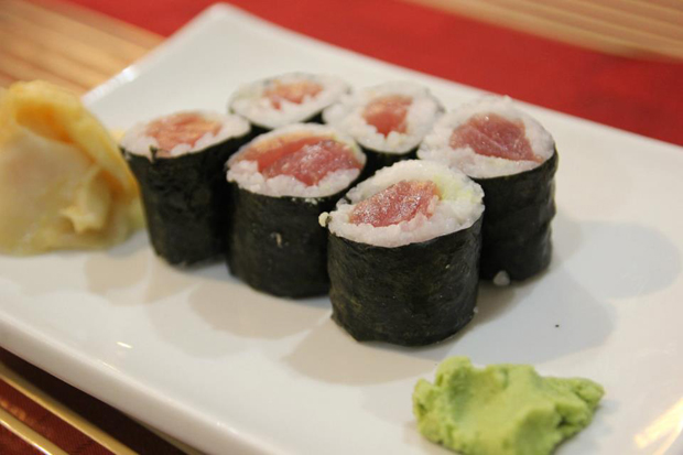 SUSHI ANYONE? Venturing into Japanese restaurants is always an adventure. Photo by Jaymee Castillo