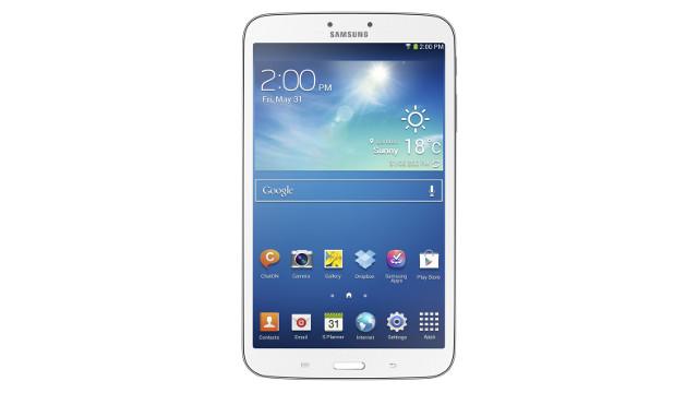 Samsung unveils new Galaxy Tab 3 types