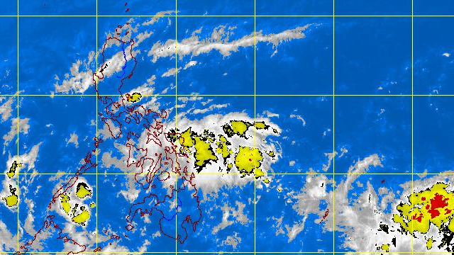MTSAT ENHANCED-IR Satellite Image 6:30 A.M., 12 November 2012. Image courtesy of PAGASA.