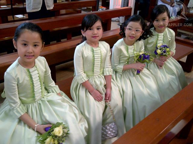whos who at the roman romulo shalani soledad wedding