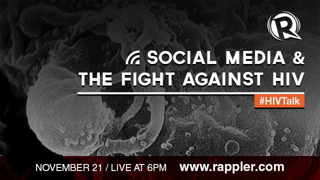 HIV TALK. Social Media fight against HIV
