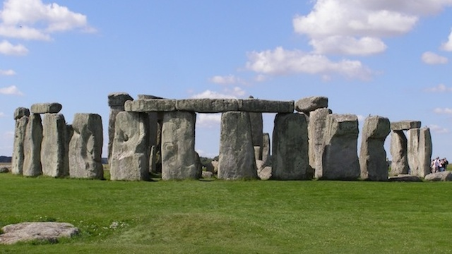 File photo of Stonehenge, 30 July 2007. Wikipeda/garethwiscombe