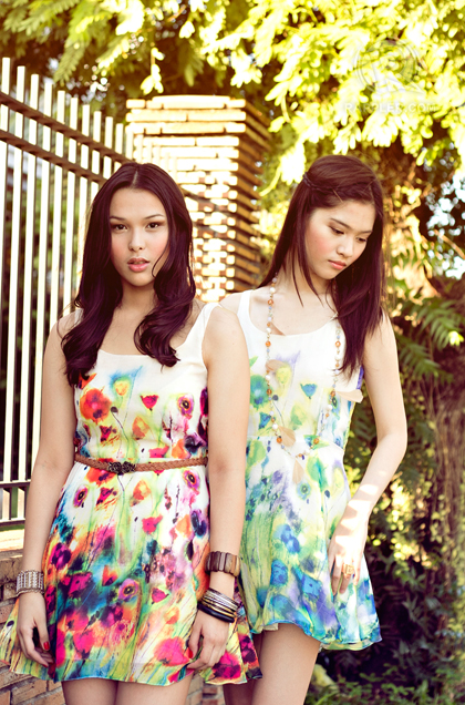 Modeled by Gabi Mercado and Potin Yap. Photography by Jamie Manaid. 