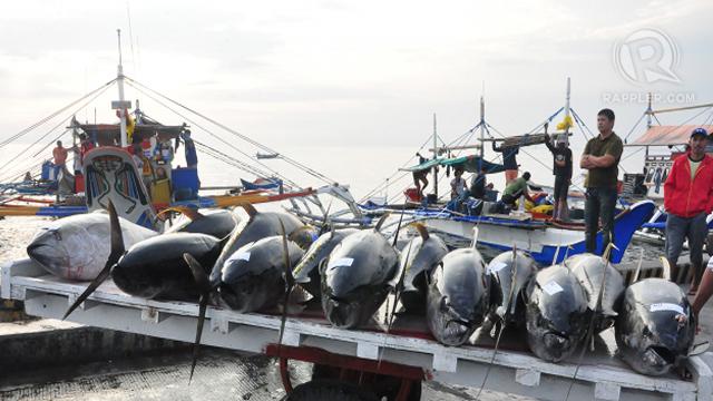 R Fisheries 2 PH tuna firms, Thai ...