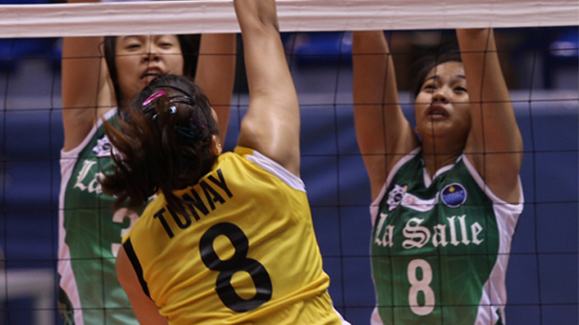 Tunay and the Tigresses need to beat Ateneo to clinch the last semis berth. Photo by JM Albelda