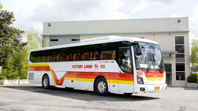 ANDROID RIDE. Victory Liner offers deluxe passengers to Baguio free tablets during their ride. Picture from Victory Liner website.