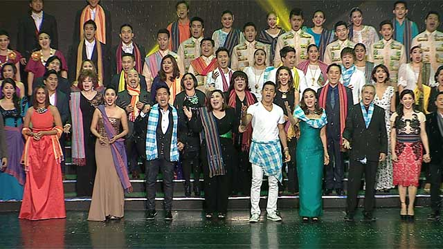 Recap: 'Voices for Visayas' benefit concert