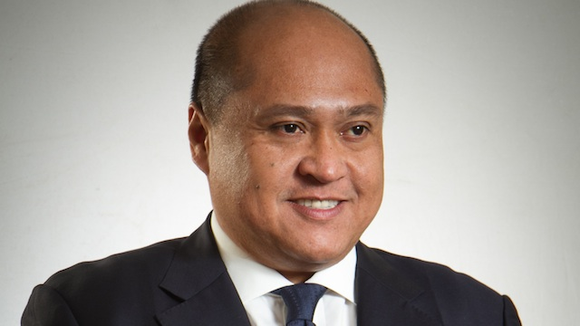 FIRST FILIPINO CEO. Global banking giant HSBC appoints Wick Veloso as CEO of HSBC Philippines. He is the first Filipino to head the bank's local operations