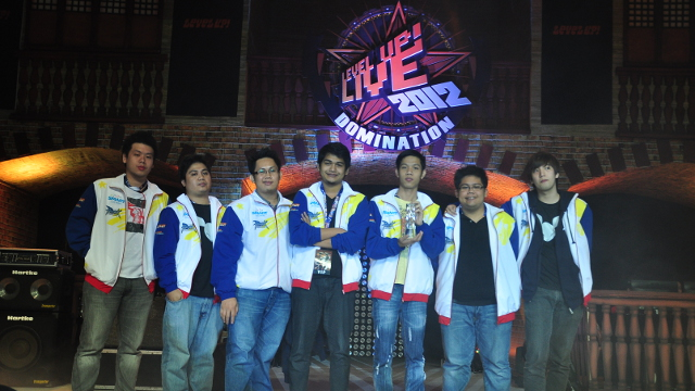 TEAM PHILIPPINES. The Philippine team won third place at the Ragnarok World Championship.