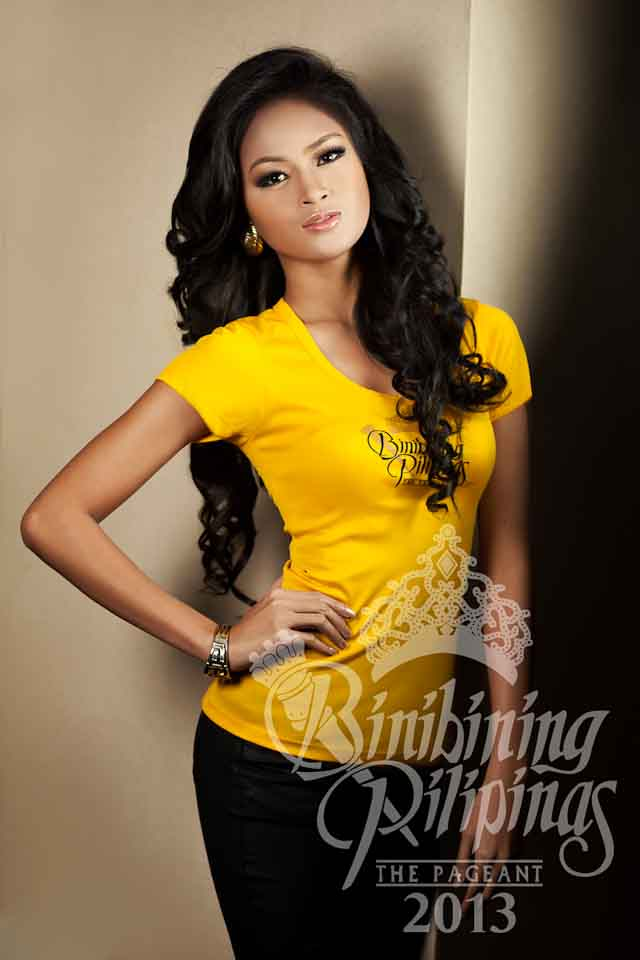 BINIBINI 1, RIA RABAJANTE. Ria, an aspiring director, hopes to someday make people fall in love with her films. Photo courtesy of Araneta Center Marketing