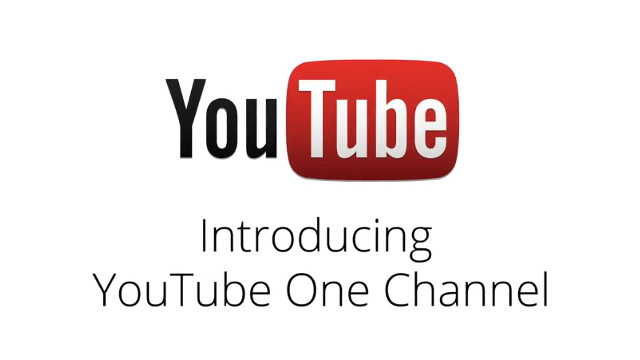 A NEW LOOK. YouTube One Channel gives video makers a better-looking playground to show their videos. Screen shot from YouTube video.