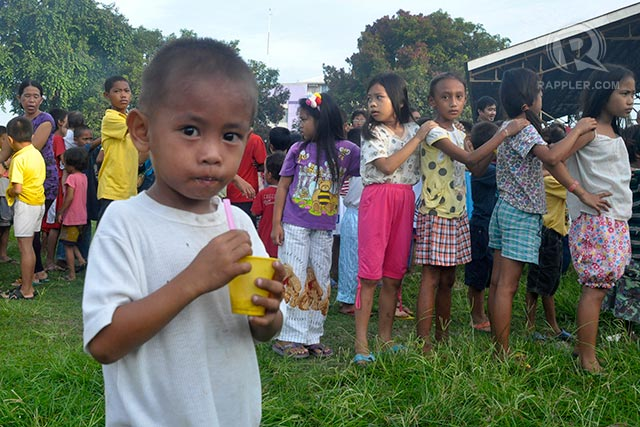 School Feeding Programs For Filipino Kids