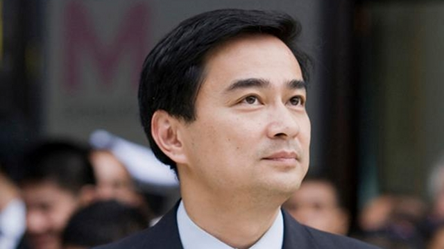 "MURDER CHARGE. Former Thai prime minister Abhisit Vejjajiva will face a murder charge over a death during the 2010 ""Red Shirt"" protests. File photo from Abhisit's Facebook page"