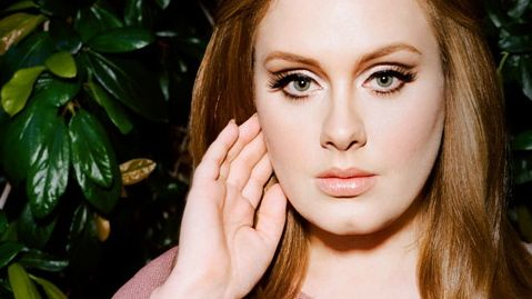 UNDECIDED. Adele has yet to decide on a name for her newborn. Image from the Adele Facebook page
