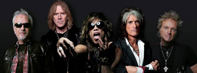 ROCK N' ROLL GODS. After a very long wait, legendary band Aerosmith is finally coming to Manila. Image from the Aerosmith Facebook page