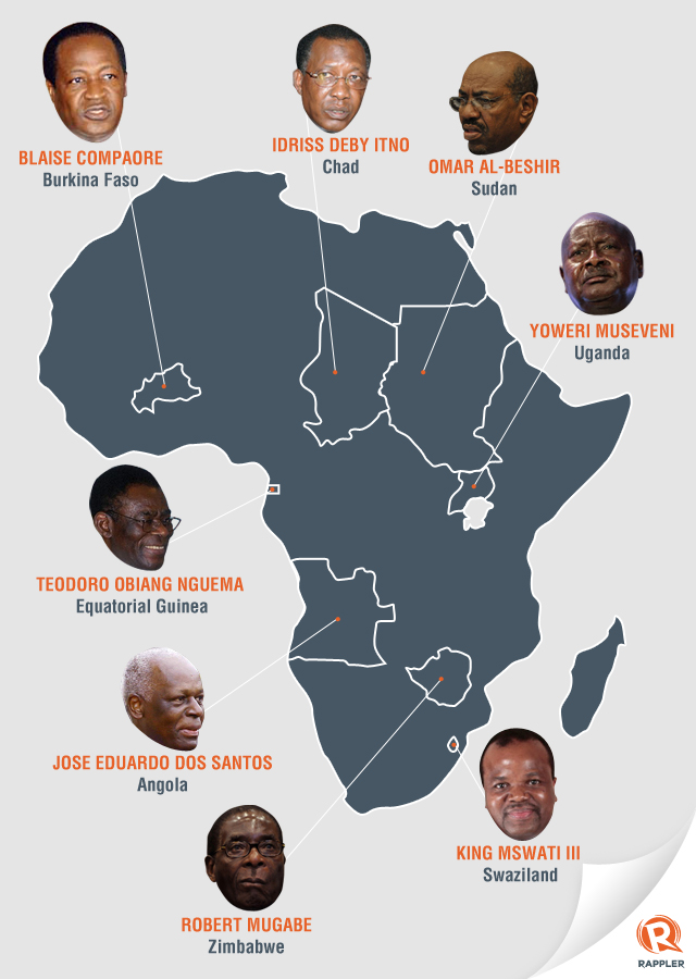 STEP DOWN OR BE FIRED, THE FUTURE OF AFRICAN LEADERSHIP ...