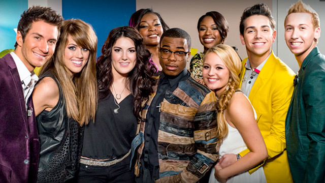 TOP 9. American Idol season 12's March 20 (March 21 MNL) episode is all about the Beatles. Photo from the American Idol Facebook page