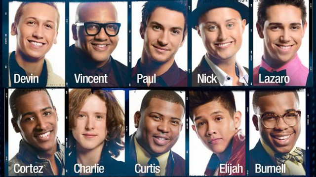AMERICA'S VOTE. Who among these 10 boys will make it American Idol's Top 10? Photo from American Idol Facebook page