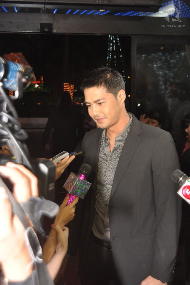 Five Star Male Celebrity of the Night Zanjoe Marudo